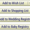 Amazon - Add To Wish/Registry Llist