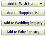 Amazon - Add To Wish/Registry Llist