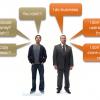 ข้อถกเถียงระหว่าง Geek กับ Businessman
