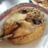 ปลากระพงทอดน้ำปลา ท่าเรือซีฟู้ด
