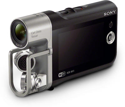 SONY Music Camcorder #HDR-MV1